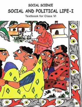 NCERT Solutions Class 6 Social And Political Life Textbook